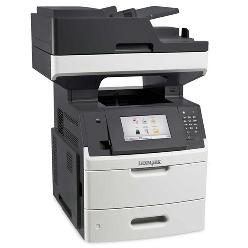 מדפסת משולבת דגם Lexmark MX-710de
