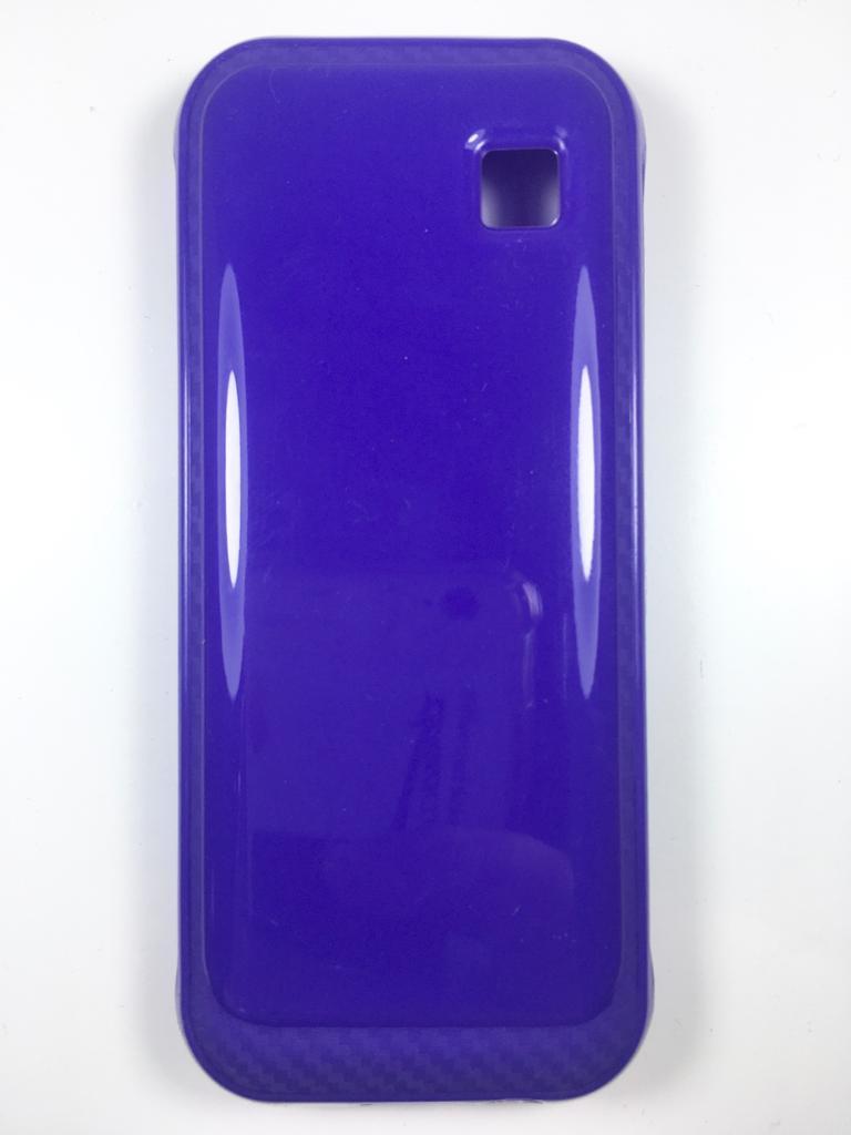 מגן סיליקון למרקורי בצבע כחול