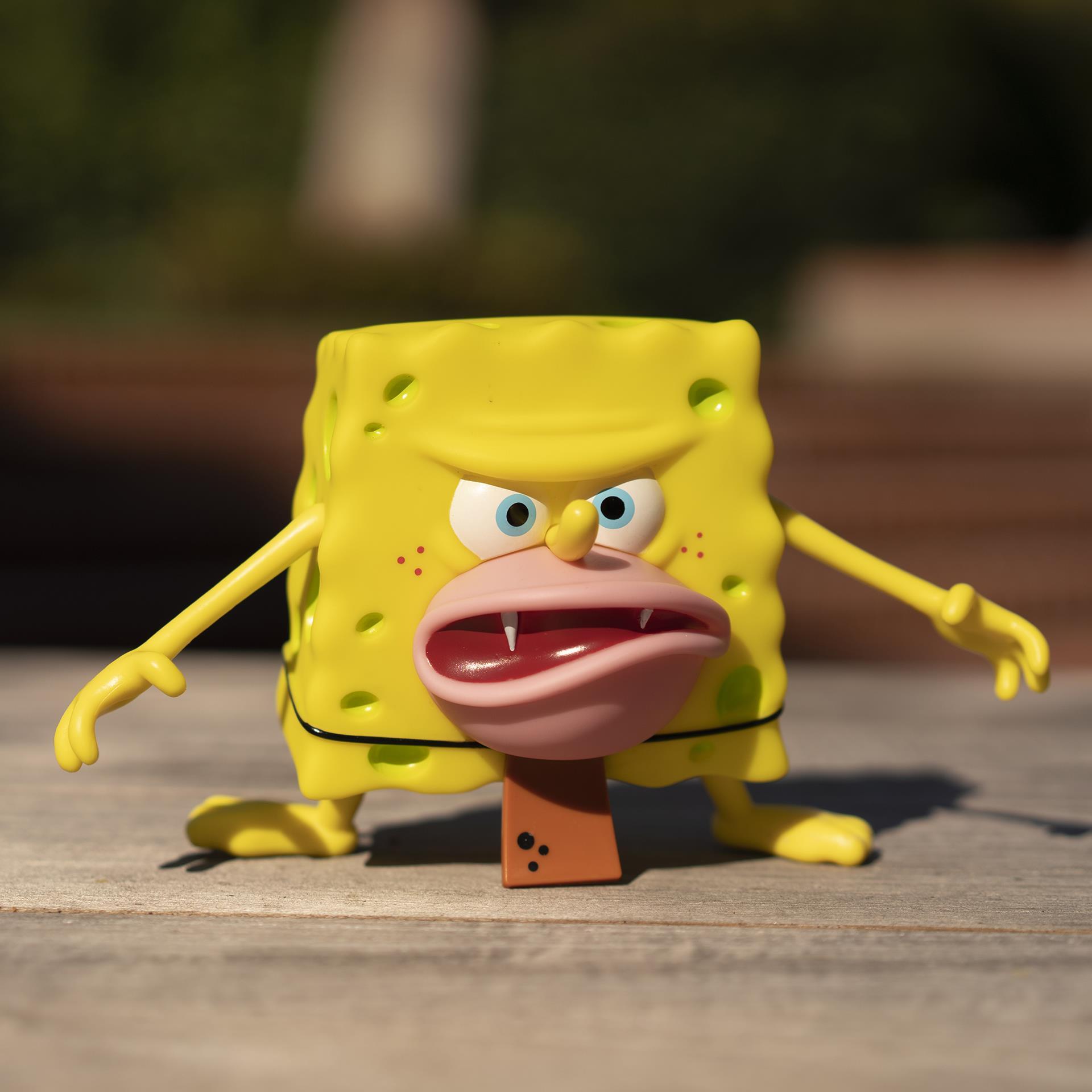 בוב ספוג - בוב ספוג מפלצתי