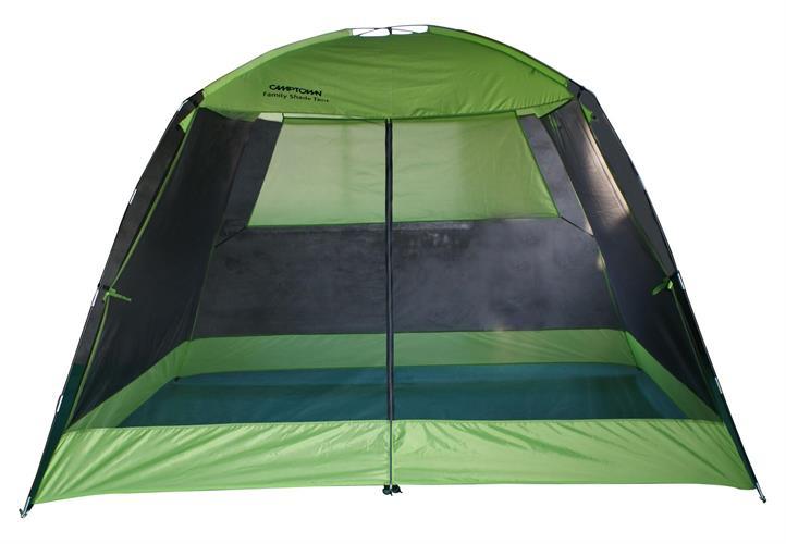 אוהל צל משפחתי מרושת 25797 ענק SAVANA