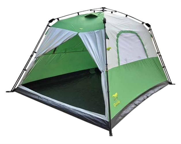 אוהל חגור קוויק אפ  PRO 6 צבע ירוק דגם פלוס 101052