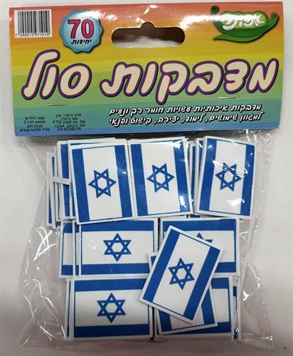מגזרות סול דגל ישראל