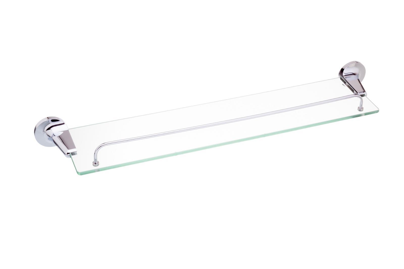 מדף זכוכית