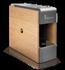 משלוח חינם - מכונת קפה אספרסו (צבע חום) TRE Espresso תוצרת איטליה עם 30 קפסולות מתנה!