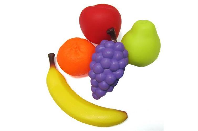 סט פירות מגומי איכותי