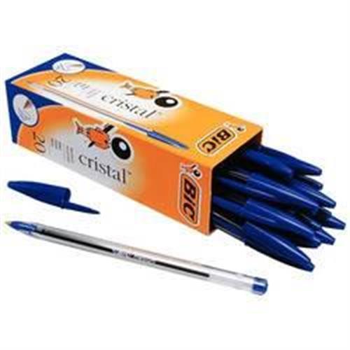 20 עט BIC למשרד ולבית