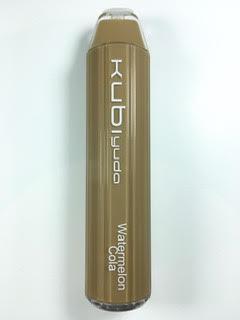 סיגריה אלקטרונית חד פעמית כ 2800 שאיפות Kubi yuda Disposable 20mg בטעם אבטיח קולה Watermelon Cola