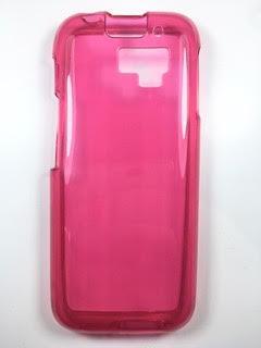 מגן סיליקון למרקורי גדול בצבע ורוד