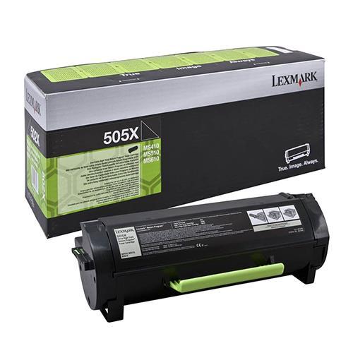 טונר שחור Lexmark MS-410,415,510,610 מקורי 50F5X0E