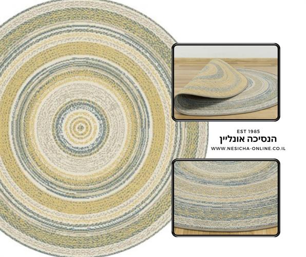 שטיח חבל עגול 013