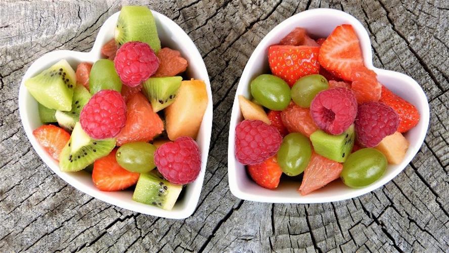 סלט פירות העונה