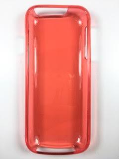 מגן סיליקון אונברסלי סמול סייז SMALL SIZE בצבע אדום