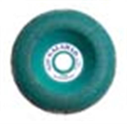 דיסק ירוק עגול/שטוח