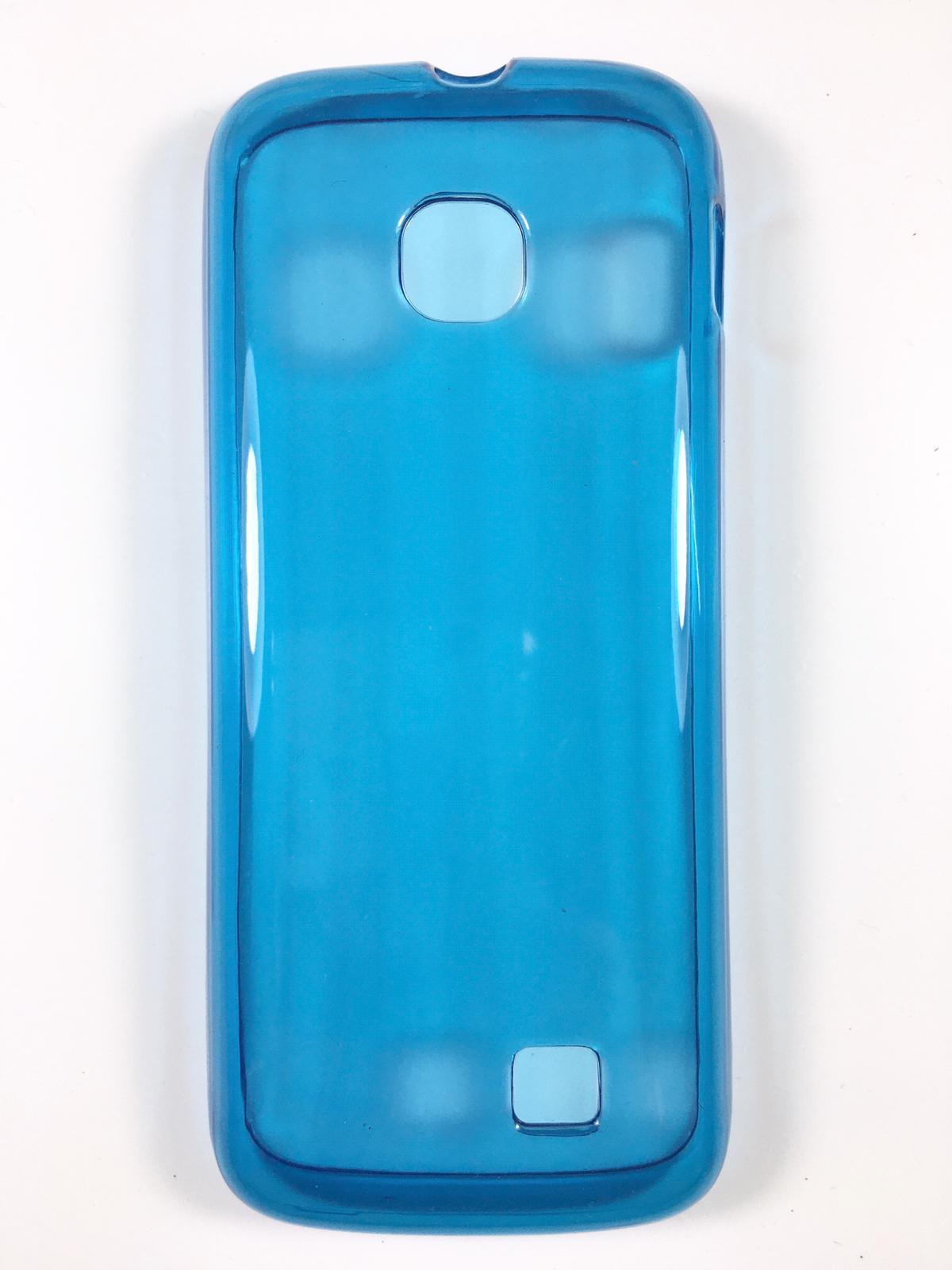 מגן סיליקון לK34 KOSHER MOBILE בצע כחול