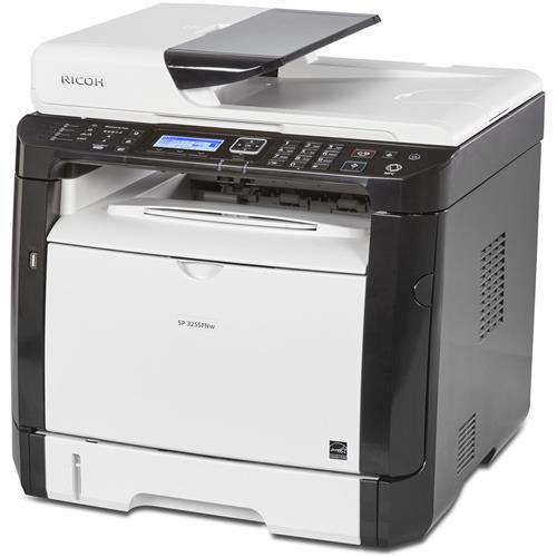 מדפסת משולבת לייזר ריקו SP-325SFNw