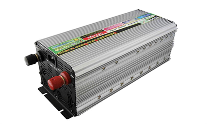 ממיר מתח LHC משולב מטען גל סינוס טהור 600 ואט 12 וולט 10 אמפר אלקטרוני COSUPER