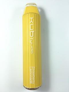 סיגריה אלקטרונית חד פעמית כ2800 שאיפות Kubiyuda Disposable 20mg בטעם תות לימונדה Strawberry Lemonade