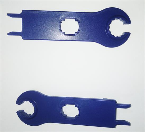 זוג מפתחות למחברי MC4
