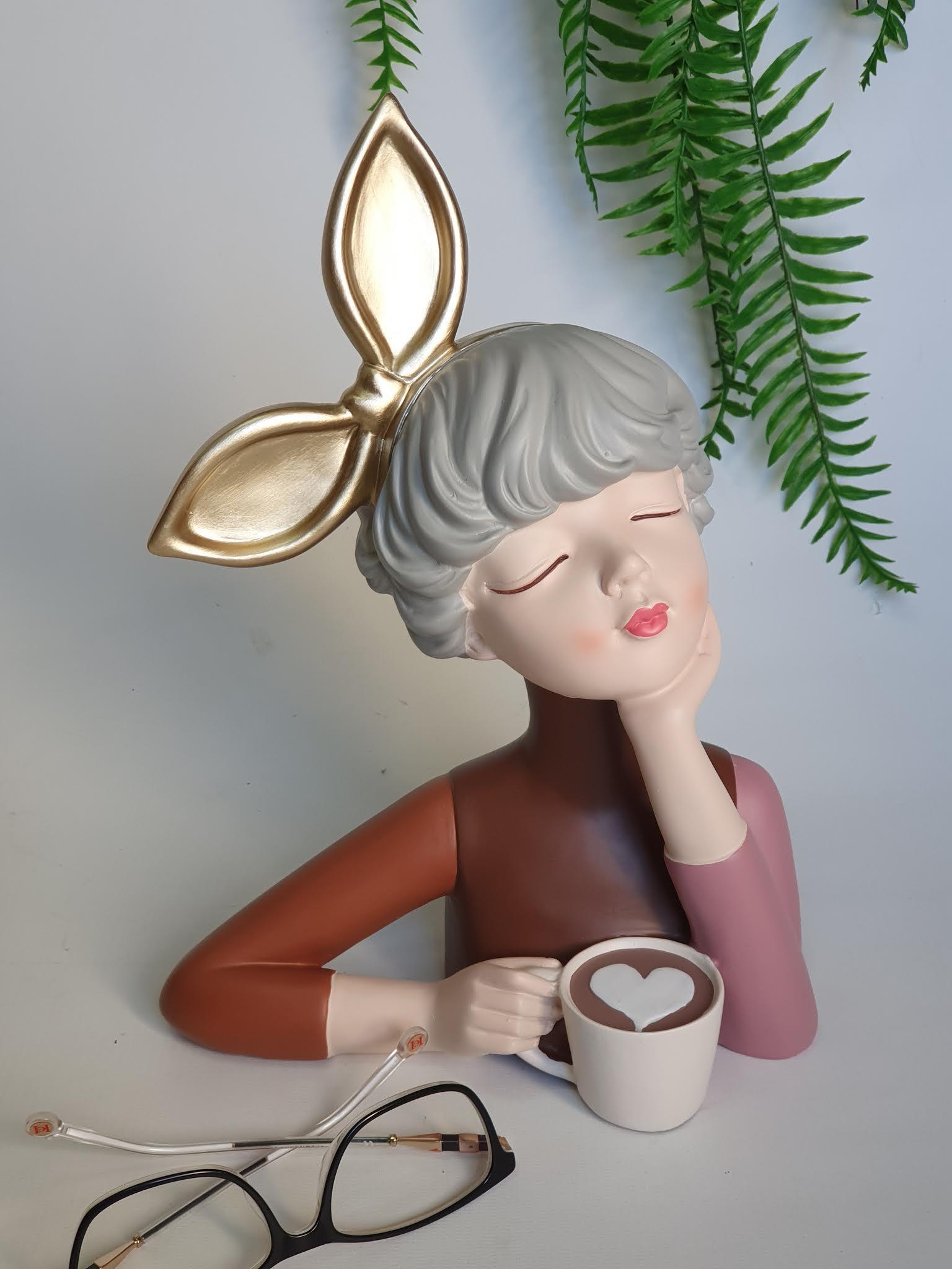 גברת בסטייל - קפה בוקר