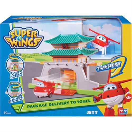 מטוסי על-ג'ט בסיאול ערכת משחק