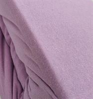 סדין ג'רסי טריקו + ציפית מתנה! צבע לילך (מבצע על 2)