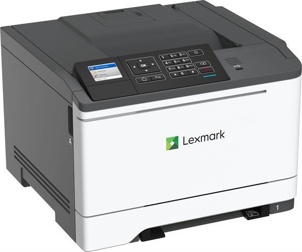 מדפסת לייזר צבעונית Lexmark C2425dw