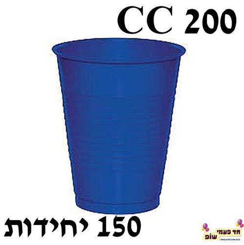 כוס שתיה קרה עבה