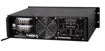 מגבר מיקסר Phonic ICON 300