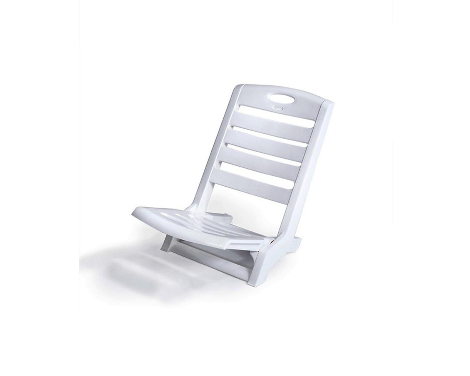 כיסא נח נמוך מתקפל