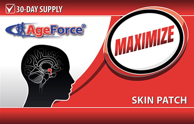 MAXIMIZE- עוזר לגוף לייצר HGH
