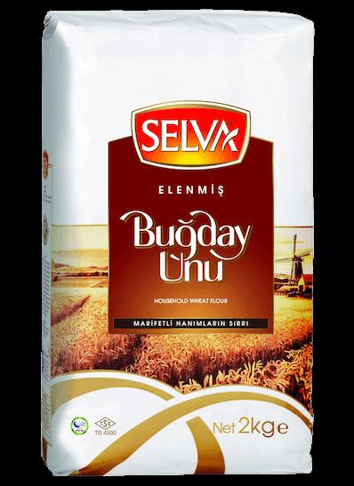 """קמח סילבא טורקי 1 ק""""ג"""