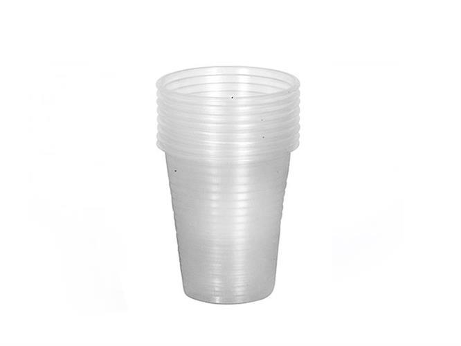 כוס פלסטיק קטנה