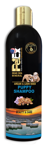 שמפו לגורי כלבים