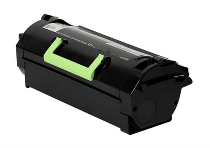 טונר תואם שחור Lexmark MX-711,811  62D5X00 45K