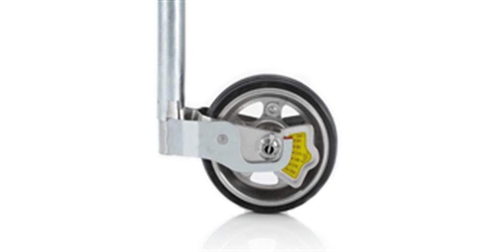 רגלית כולל גלגל אלקו לקרוואן גלגל מחוזק