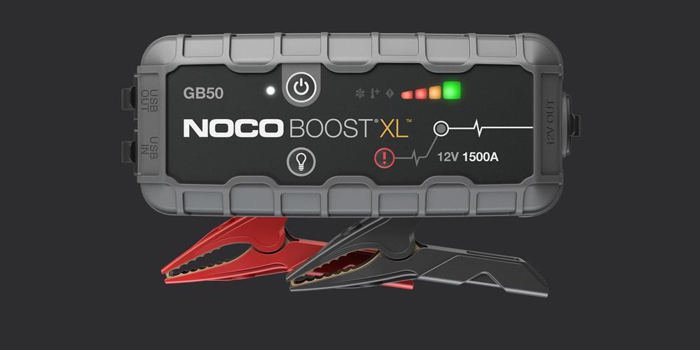 בוסטר הנעה 1500 אמפר NOCO-GB50