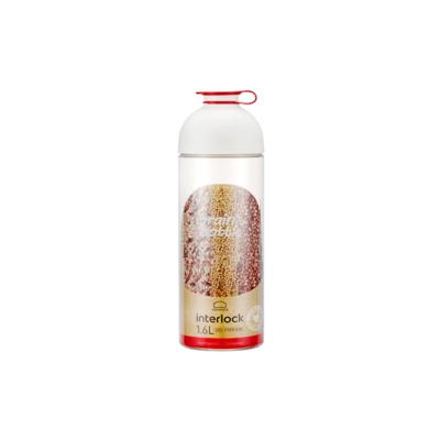 בקבוק עם פתח מזיגה אינטרלוק 1.6 ליטר דגם LOCK&LOCK  INL313