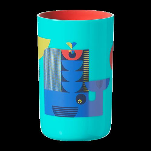 כוס 360 ירוק 12+