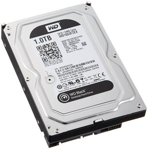 דיסק קשיח פנימי לנייח WD 1TB Black IntelliPower 64MB 3.5