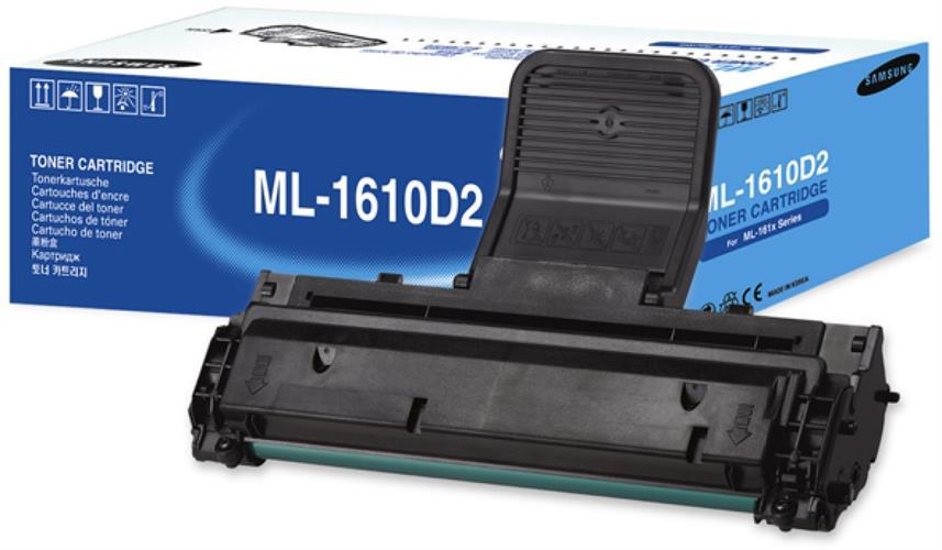 טונר מקורי ML-1610D2 למדפסת סמסונג ML-1610,2010