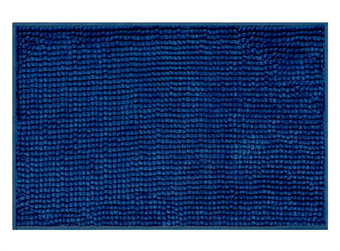 שטיח אמבטיה נצמד איכותי ונעים במיוחד - Blue Shagi