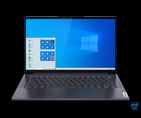 מחשב נייד Lenovo Yoga Slim7 i5-1135G7 8GB 256NVME 14 FHD WIN10 3YOS