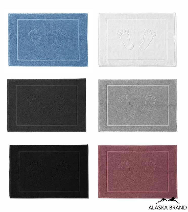 שטיחי מגבת עבים - שטיחי רגליים