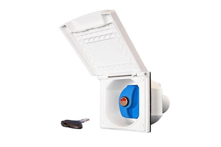 פתח מילוי מים + מכסה ומפתח לקראוון HABA
