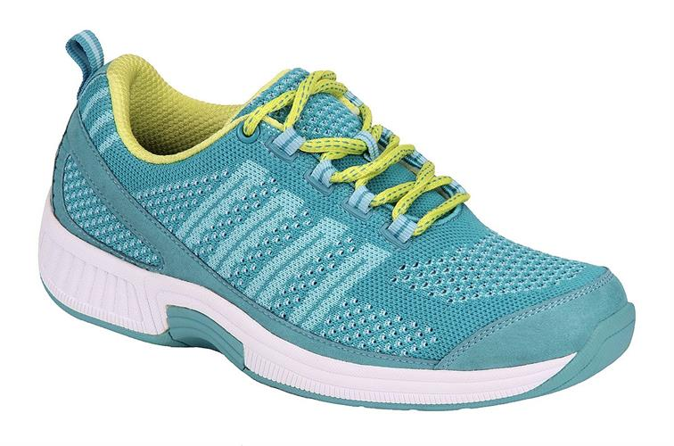 Coral - Turquoise