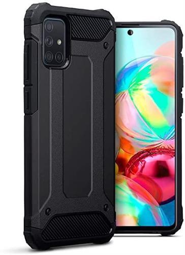 מגן דו שכבתי- Samsung galaxy A51 איכותי