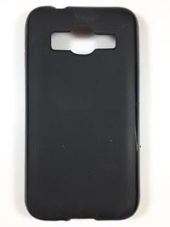 מגן סיליקון לסמסונג ג'י 1 מיני SAMSUNG J1 MINI בצבע שחור