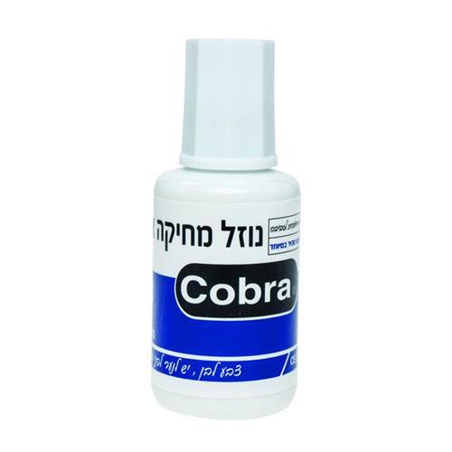 COBRA-טיפקס בקבוק