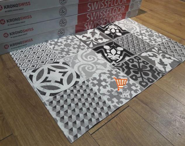 שטיח למטבח פי וי סי  דגם -03