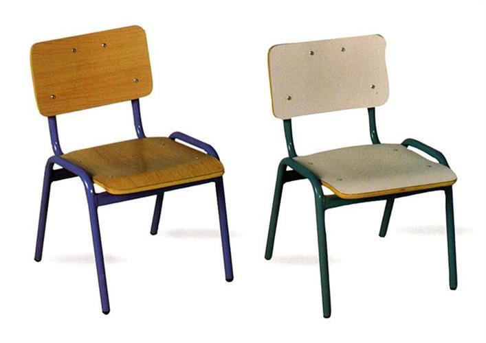כיסא רגל מתכת